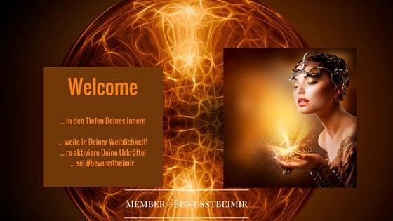 Welcome Bewusstbeimir